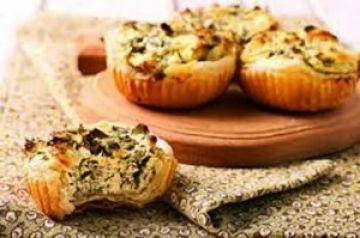 Muffin Börek Tarifi