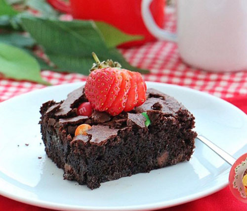 Bonibonlu Brownie