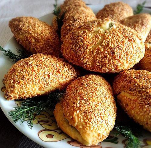 Peynirli Simit Poğaça