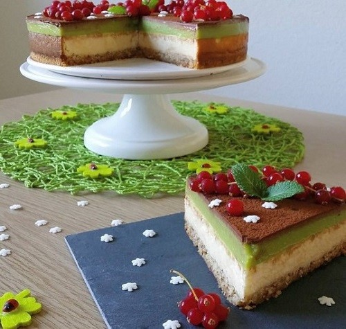 Avokadolu Cheesecake