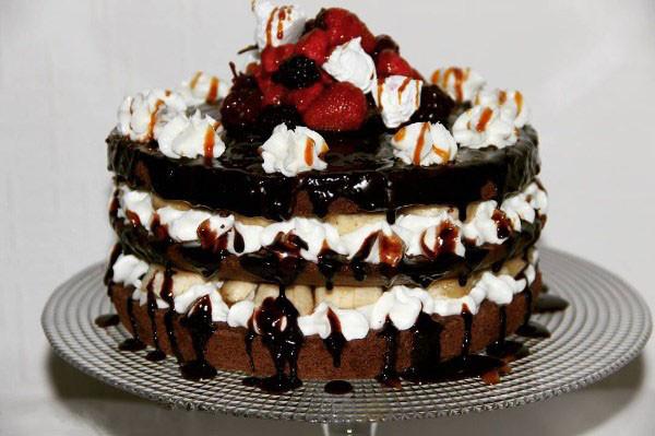 1 Yaş Günü Pastası