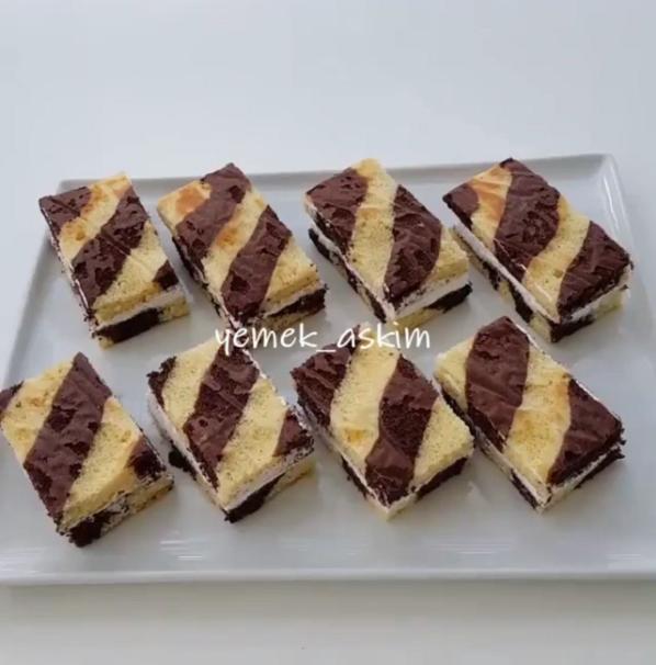 Zebra Pasta Tarifi