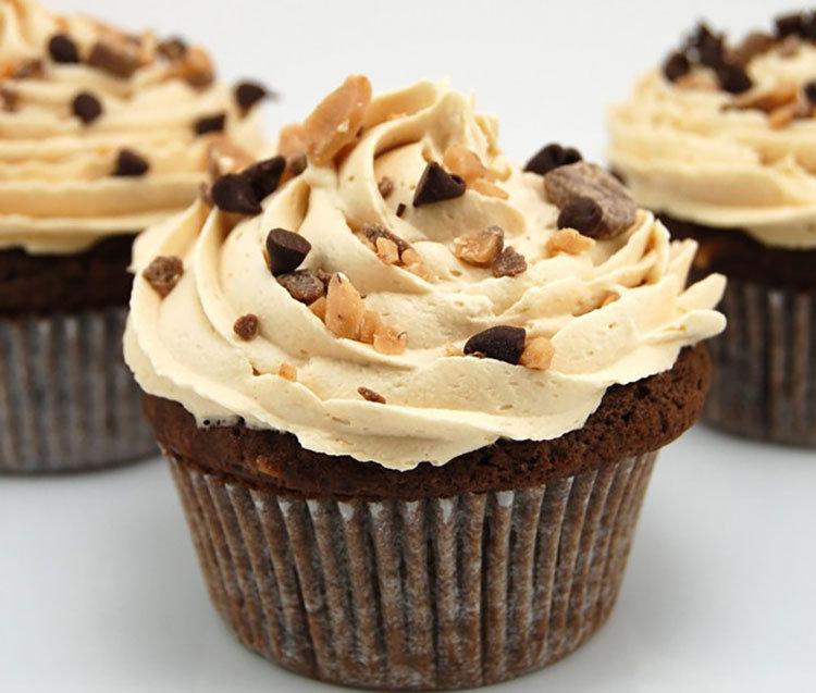 Çikolatalı Mocha Cupcake Tarifi 14