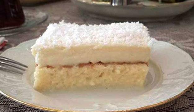 Gelin Pastası Tatlısı