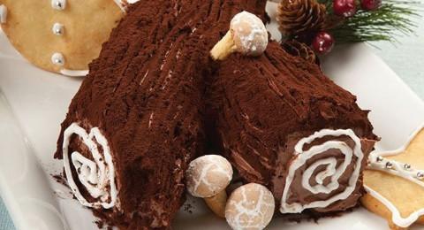 Kütük Pasta Tarifi