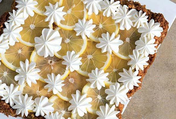 Limonlu Bisküvi Tart Tarifi