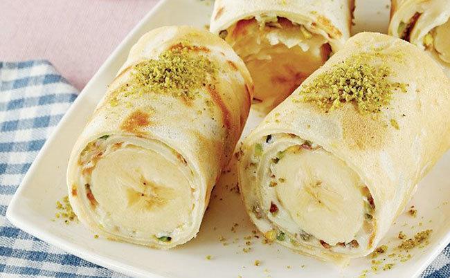 Muzlu Krep Pasta Tarifi