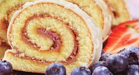 Yabanmersinli Rulo Pasta Tarifi