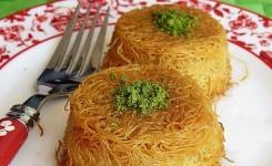 Muffin Kadayıf Tarifi