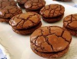 Sandviç Brownie Kurabiye Tarifi