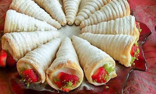 Külah Pasta Tarifi