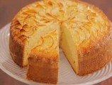 Elmalı Mayalı Kek Tarifi
