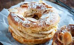 Paris Brest Pastası