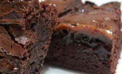Mikrodalgada Brownie Tarifi