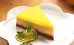 Labneli Limonlu Cheesecake Tarifi
